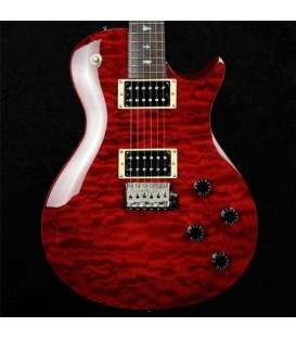 PRS SE TREMONTI QUILT BIRDS BLACK CHERRY