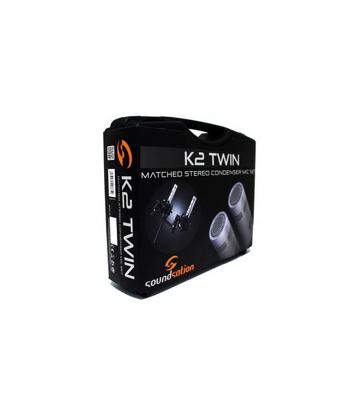 Soundsation K2 Twin Set microfoni - Ferranti Musica bdde83d0b24f