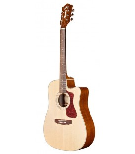 GUILD D 140CE DREADNOUGHT CUTAWAY NAT