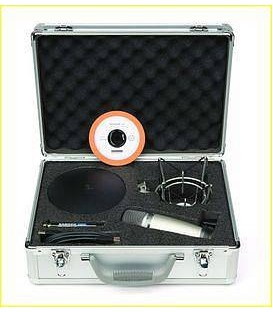 Samson C03U Recording Podcasting Pack con astuccio