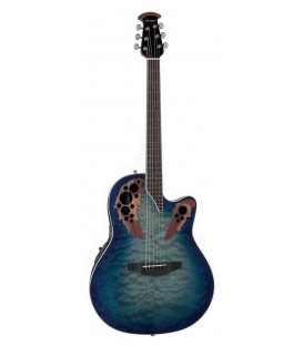 OVATION CE48P RG CELEBRITY ELITE PLUS SUPER SHALLOW