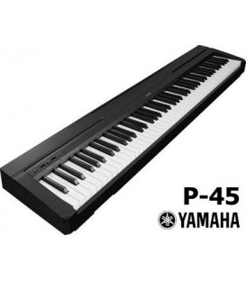 YAMAHA P 45 pianoforte digitale