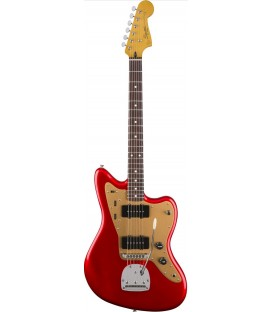 Squier Deluxe Jazzmaster with Tremolo