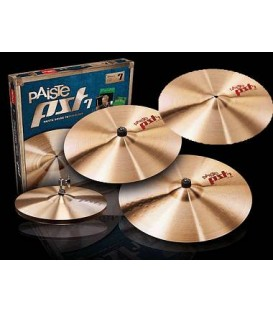 PAISTE PST7 HEAVY/ROCK SET