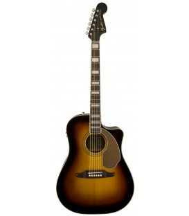 Kingman ASCE Dreadnought con custodia rigida