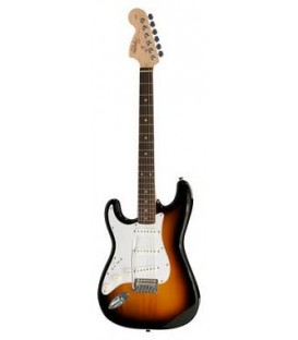 Squier mancina Affinity LH BSB RW