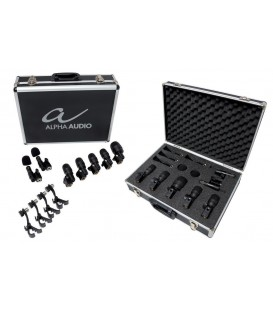 MICROFONO ALPHA AUDIO MIC DRUMBOX 7 NEW MODEL