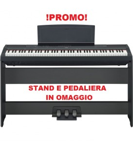 YAMAHA P 115 pianoforte digitale
