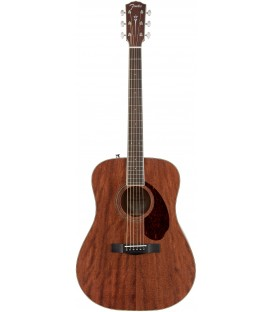 FENDER PM1 PARAMOUNT ALL MAHOGANY DREADNOUGHT RW NAT