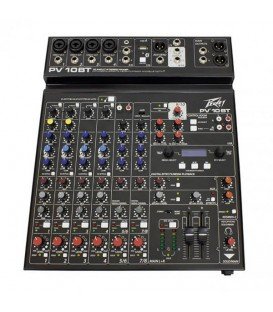 PEAVEY PV 10 BT MIXER 8 canali