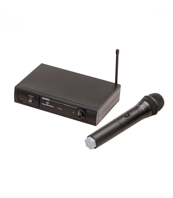 RADIOMICROFONO SOUNDSATION WF-U11HB - Ferranti Musica da3c33b8ac09