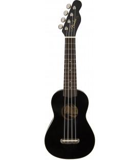 Fender Venice Soprano Ukulele BK