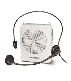 TAKSTAR MINI AMPLIFICATORE CON PLAYER MP3 E BLUETOOTH
