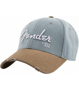Fender cappellino Washed Snapback