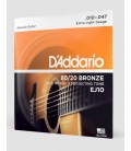 D'Addario 10-47 Extra Light Set EJ10