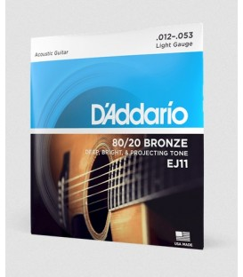 D'Addario 12-53 Regular Light Set EJ11