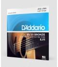 D'Addario 12-53 Regular Light Set EJ11
