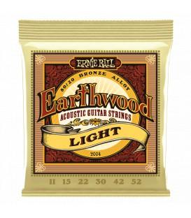 Ernie Ball Earthwood Light 80/20 Bronze