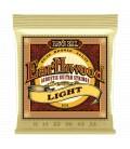 Ernie Ball Earthwood Light 80/20 Bronze 11/52