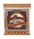 Ernie Ball Earthwood Extra Light Phosphor Bronze 10/50