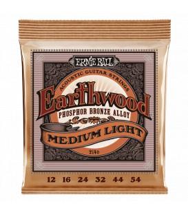 Ernie Ball Earthwood Medium Light Phosphor Bronze 12/54