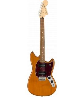 Fender Mustang 90 Aged Natural Pf