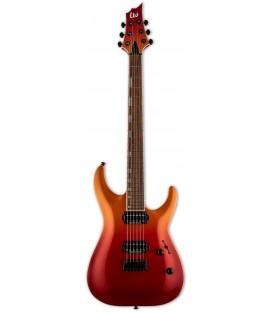 LTD BY ESP H 400 Crimson Fade Metallic