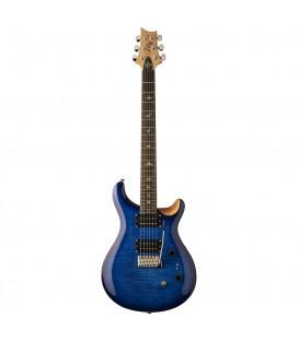 PRS SE Custom 24 35th Anniversary Faded Blue