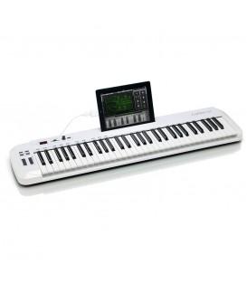 SAMSON CARBON 61 – MIDI Controller USB