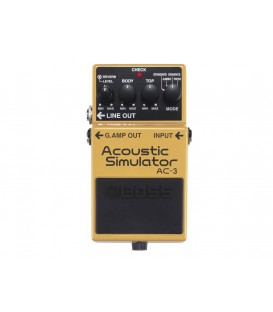 Boss AC 3 Acoustic Simulator