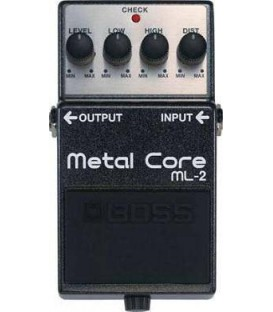 Boss ML 2 Metal Core
