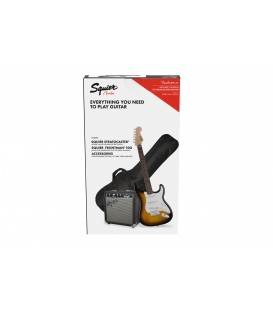 Squier by Fender Stratocaster Pack