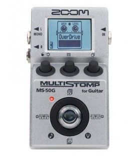 ZOOM MS50G Pedale Multieffetto