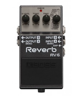 Boss RV 6 Reverb