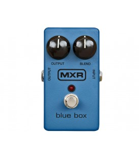 MXR M103 BLUE BOX OCTAVER E FUZZ