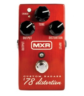 MXR M78 BADASS DISTORTION