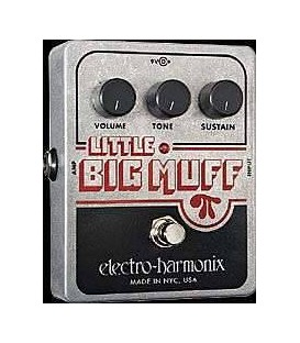 ELECTRO HARMONIX LITTLE BIG MUFF PI