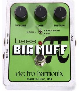 ELECTRO HARMONIX BASS BIG MUFF BASS FUZZ