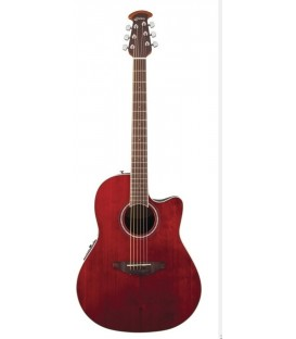 Ovation CS 24RR Celebrity Standard Mid Cutaway Ruby Red